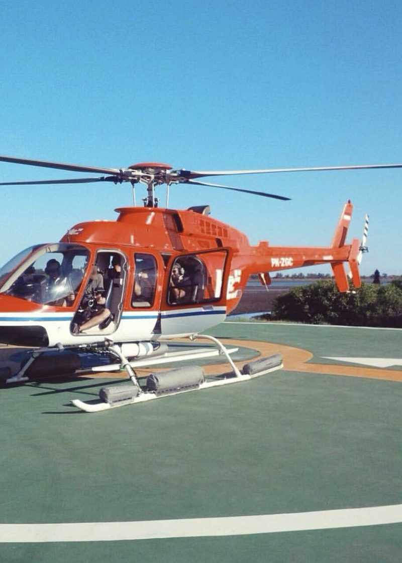 Helicopter Sky Tours